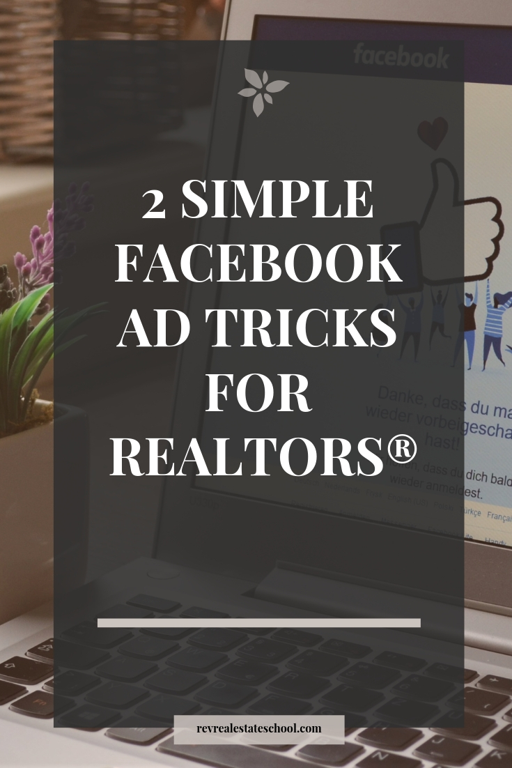 Facebook Ad Tips for Realtors
