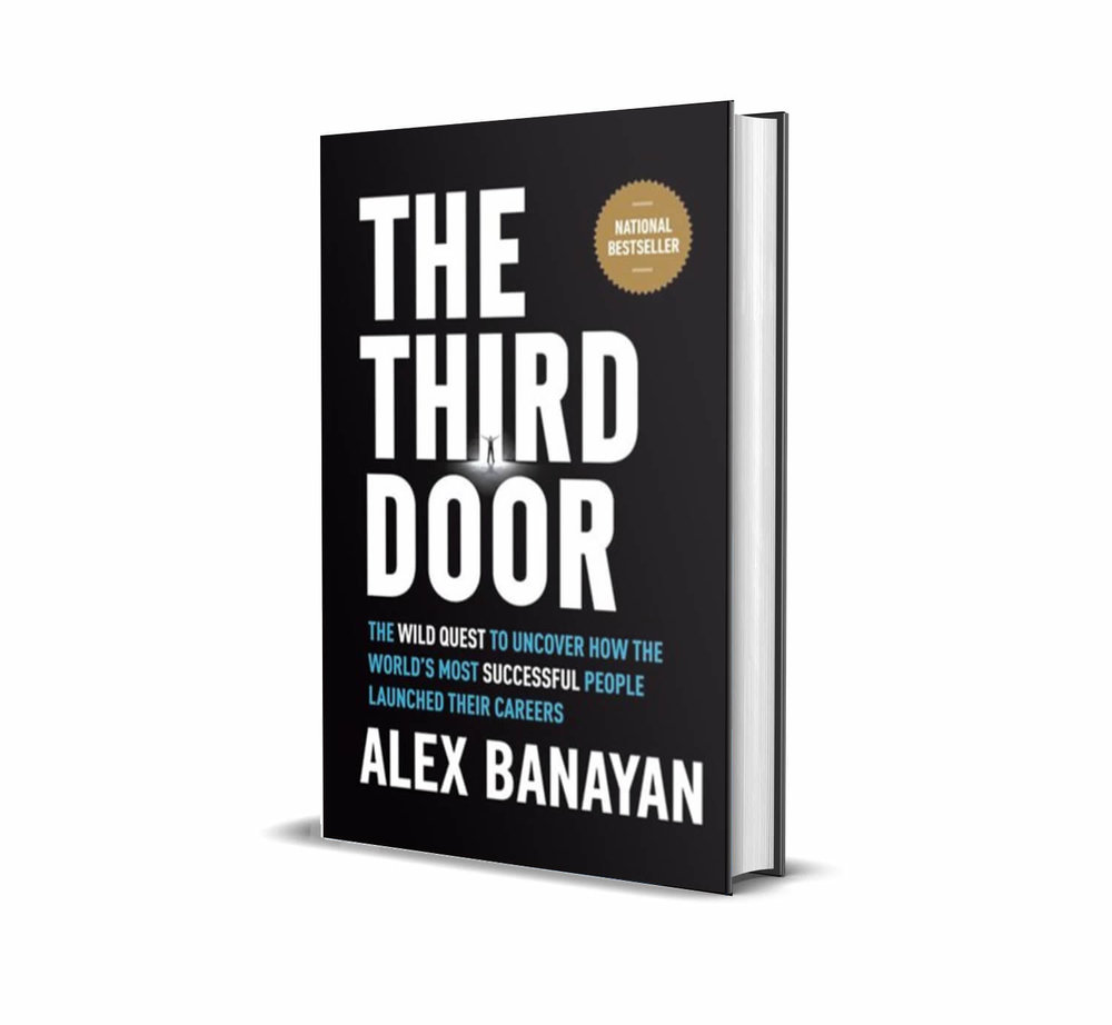 The Third Door - book