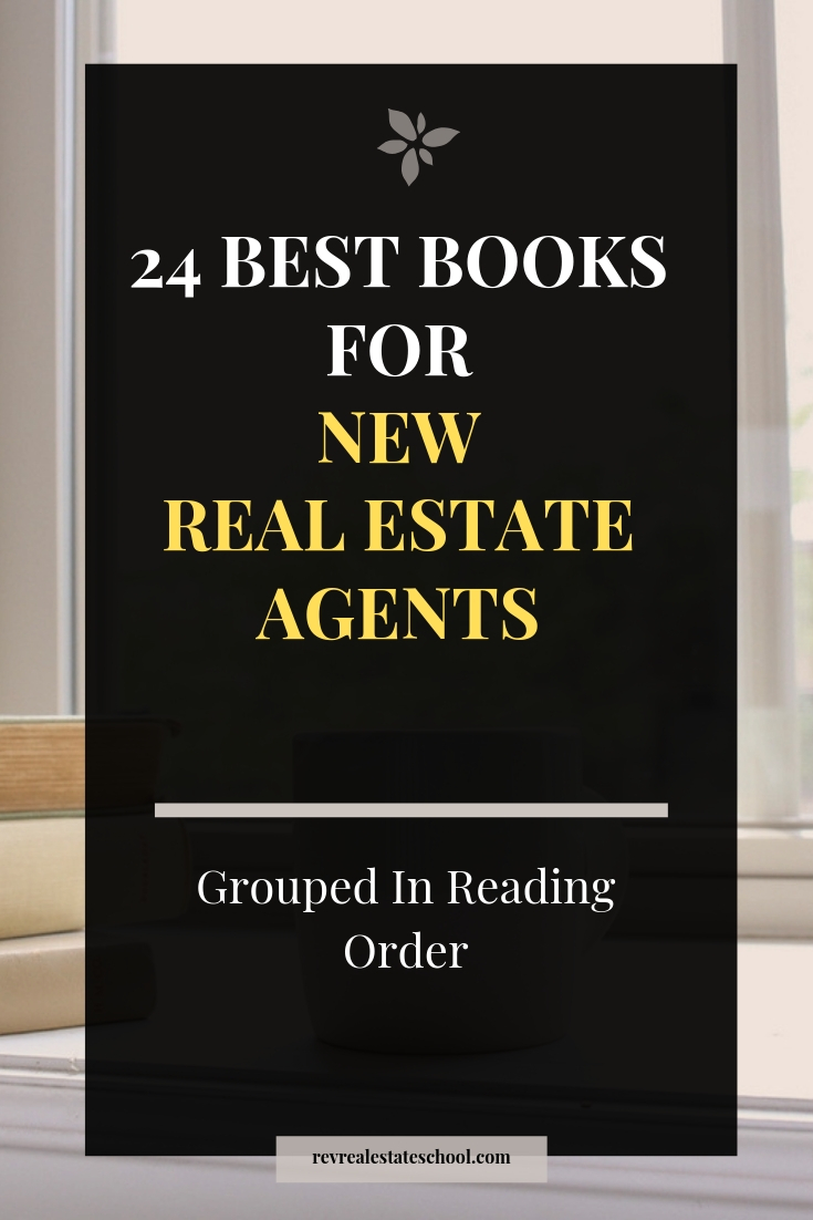 Best books for new real estate agents