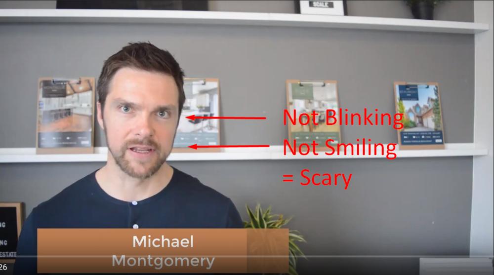 5 Tips To Look Natural on Camera [New REALTORs] — Rev Real Estate School