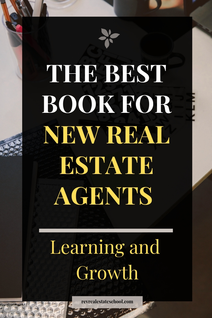 The Best Book for New Real Estate Agents