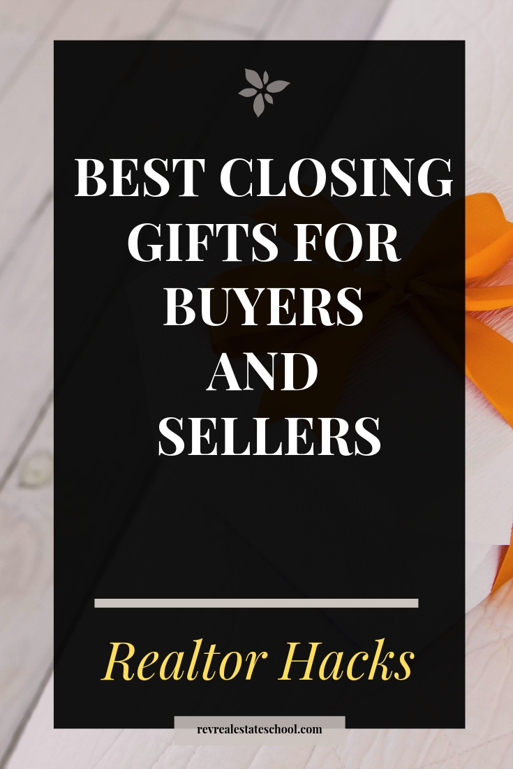 Best Closing Gifts for Buyers and Sellers