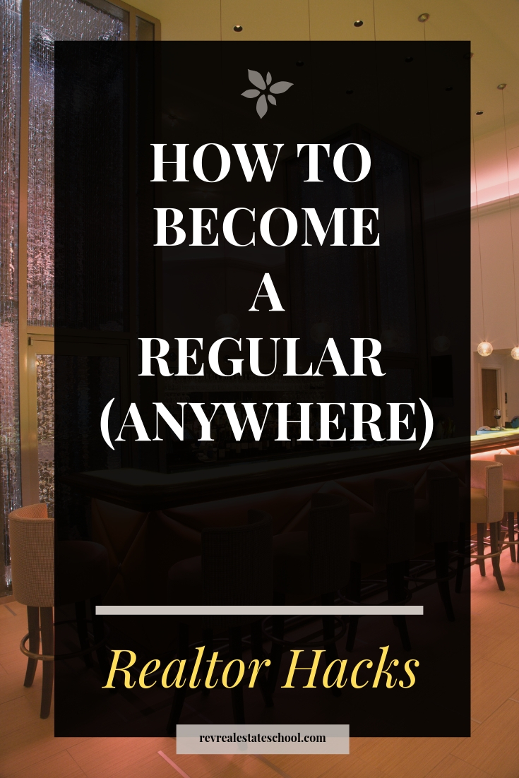 How To Become a Regular as a Real Estate Agent