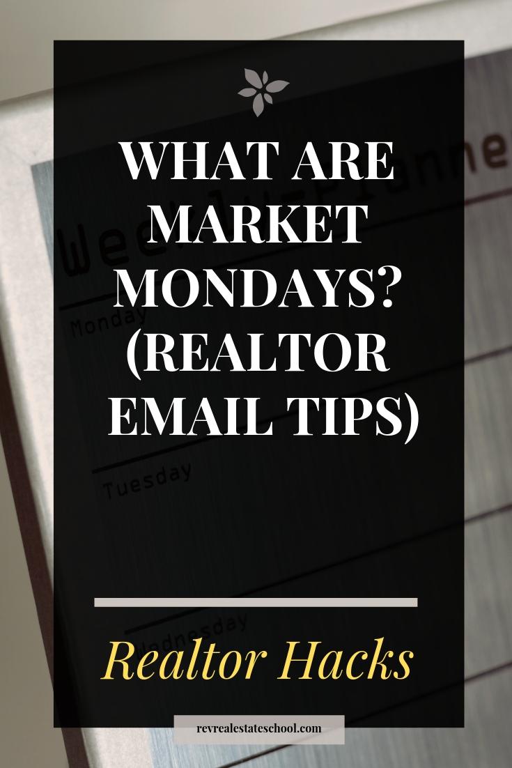 Market Mondays: Listing Update Email