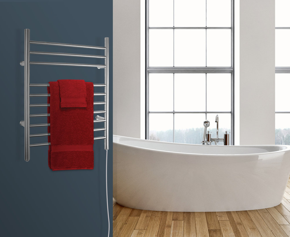 Warmly Yours Radiant Heating - Towel WarmersHeated FloorsLED Mirrors and DefoggersMore....