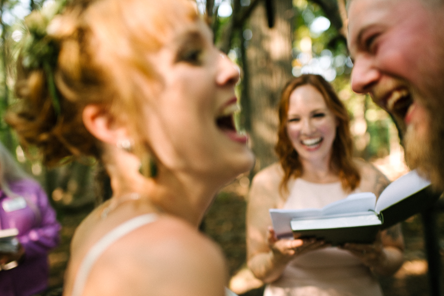 weddings - your wedding is nothing like other weddings: it is yours. why not be happy about that?