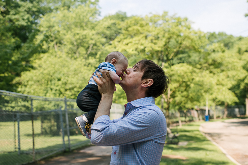 family photography in high park