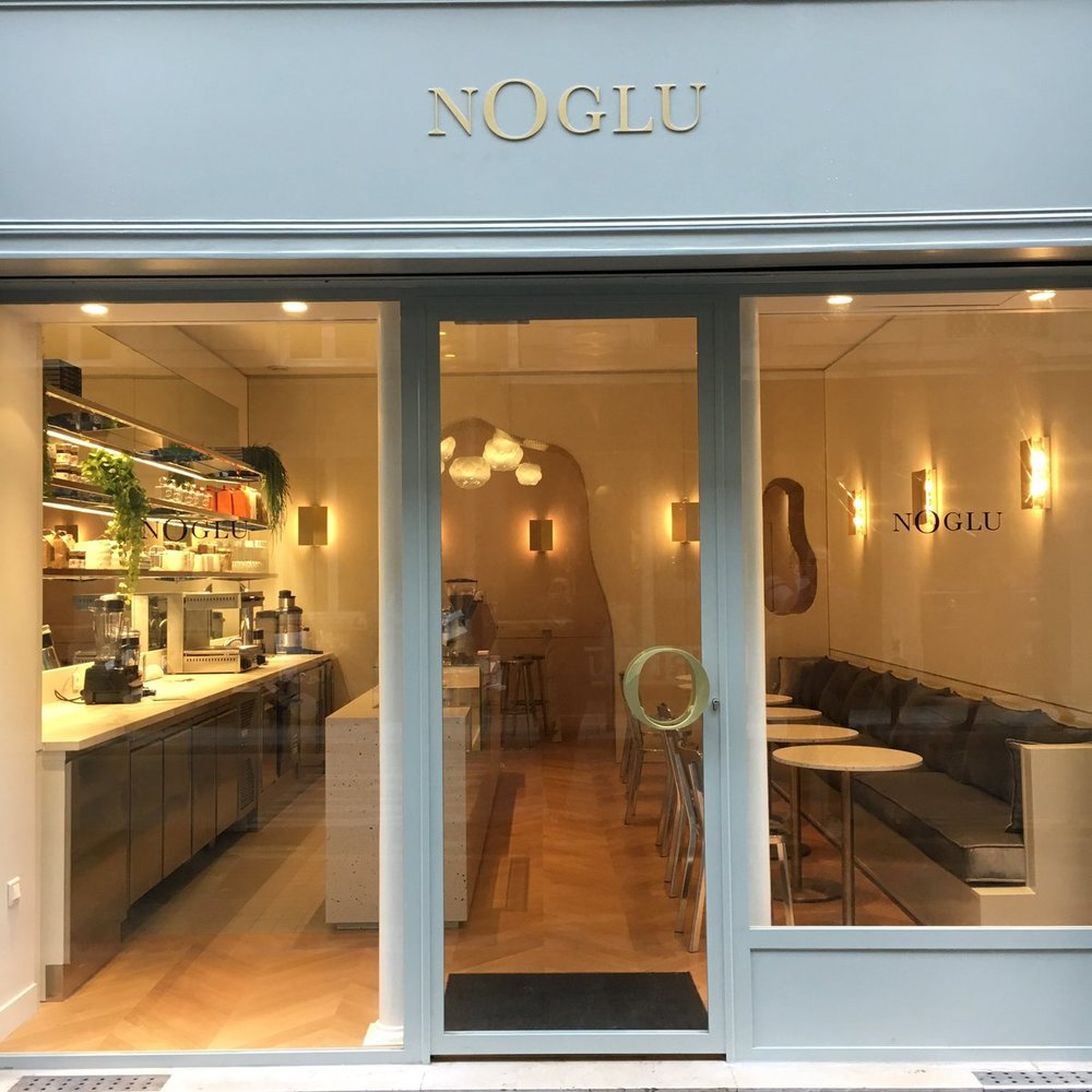 Noglu Paris - Gluten Free Bakery - Must Go Places