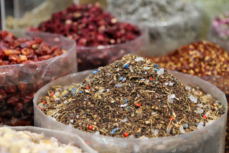 Must Go Places - Dubai - Spice Souk
