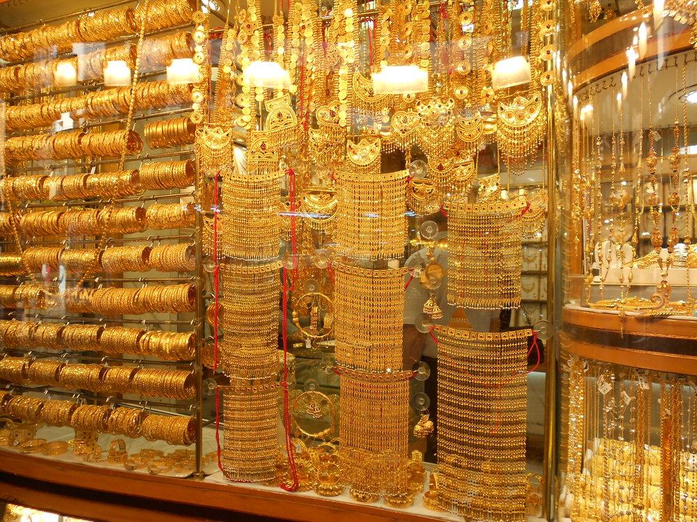 Must Go Places - Dubai - Gold Souk