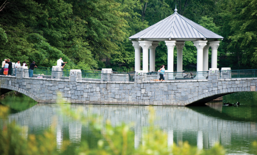 Must Go Places - Atlanta - Piedmont Park