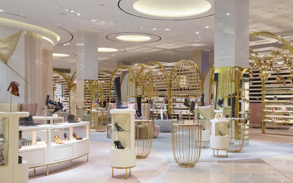 Must Go Places - Level Shoes - Dubai