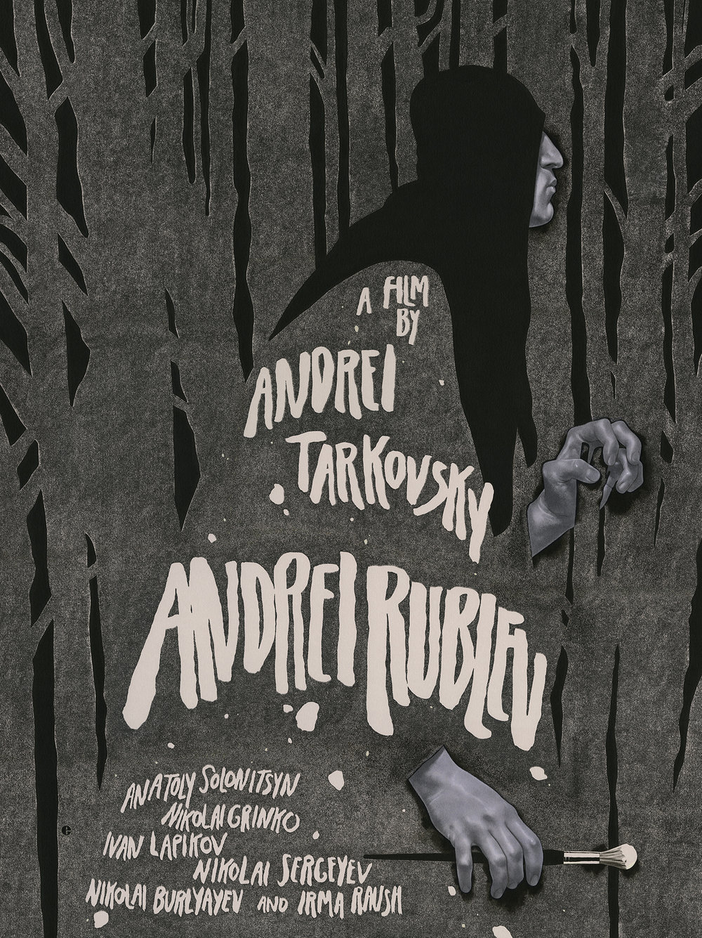 Andrei Rublev | Black Dragon Press