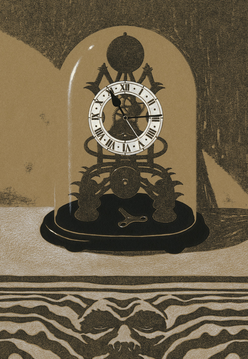 The Shining, The Clock of All Times Are One | Folio Society