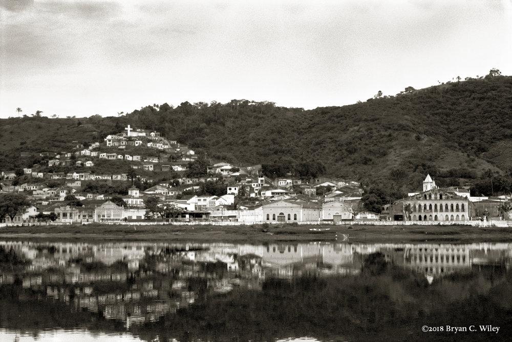Reflections of a Spiritual Land   Sao Felix, Brazil