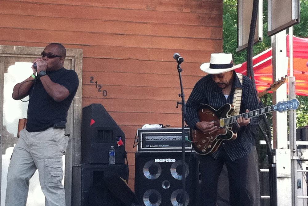 Chicago Blues Festival with John Primer