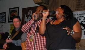 Jammin in Memphis with Shemekia Copeland