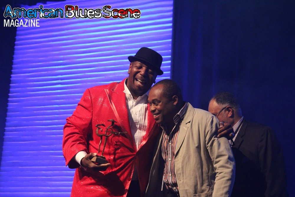 With Big Llou receiving best new artist award 2013
