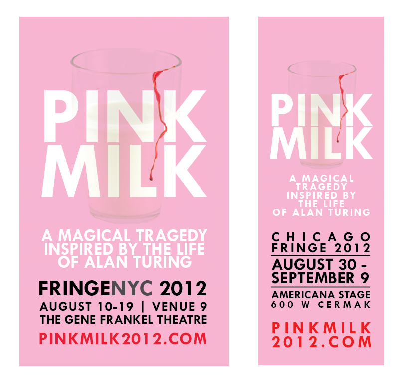 Print Ads for  PINK MILK