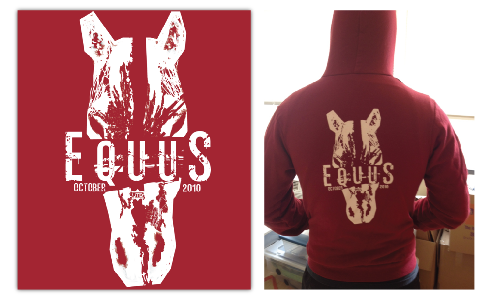 EQUUS  - Merchandise Design
