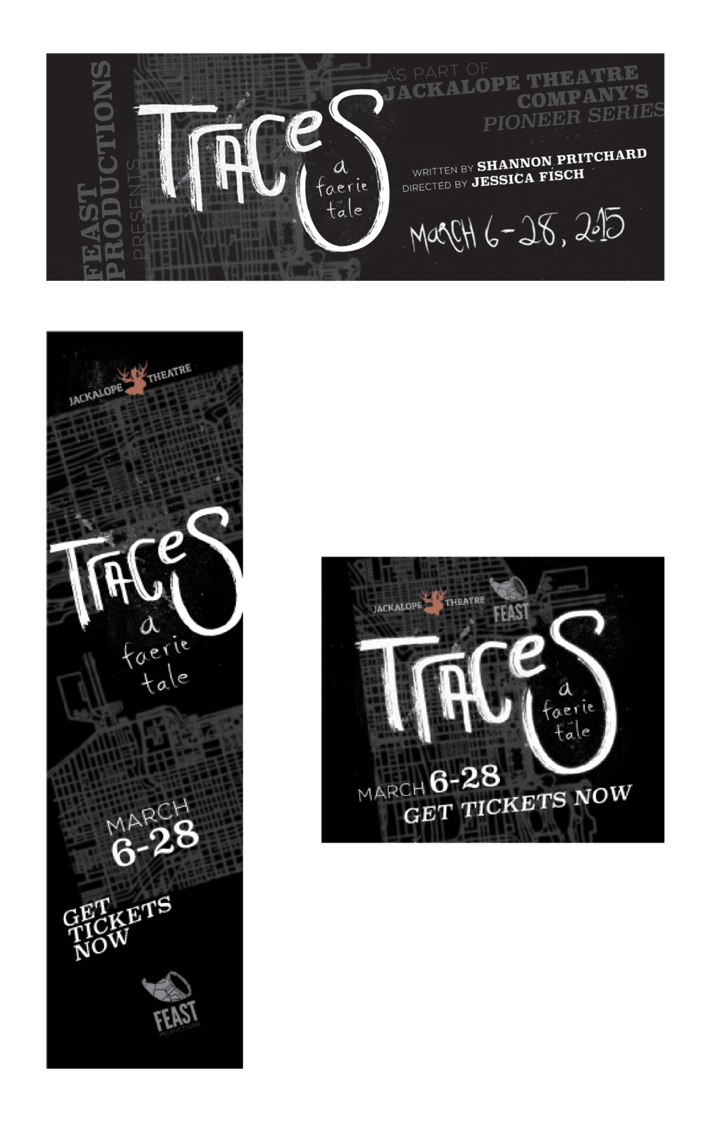 TRACES  - Website Photo and Display Ads