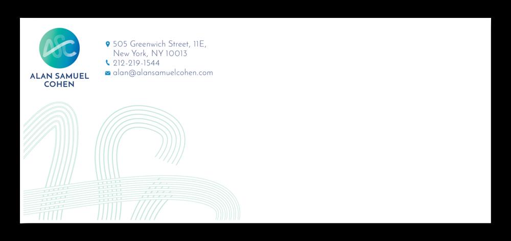 Envelope Design - FRONT