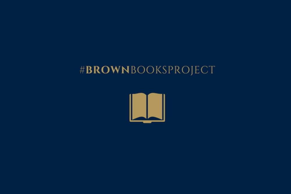 Take part in the   Brown Books Project    Learn More