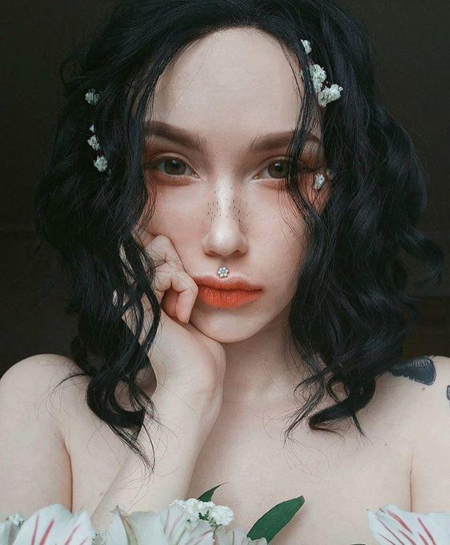 Когда красиво так, что щипит глаза, это может быть только @larinamayner и наши #переводныевеснушки #vesnooshki #fakefreckles #freckles #веснушки