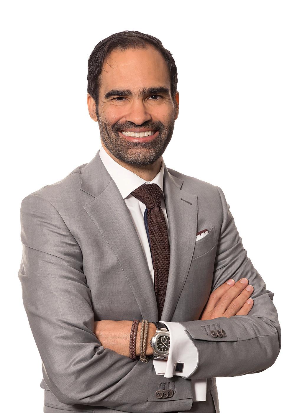 Daniel Langer CEO of ÉQUITÉ