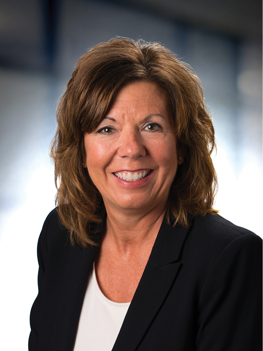 TERESA HUBER  President and Chief Executive Officer