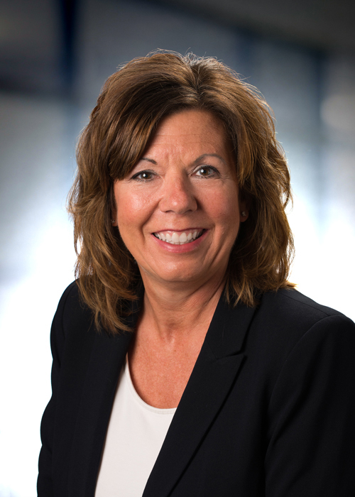 Teresa Huber, President and CEO