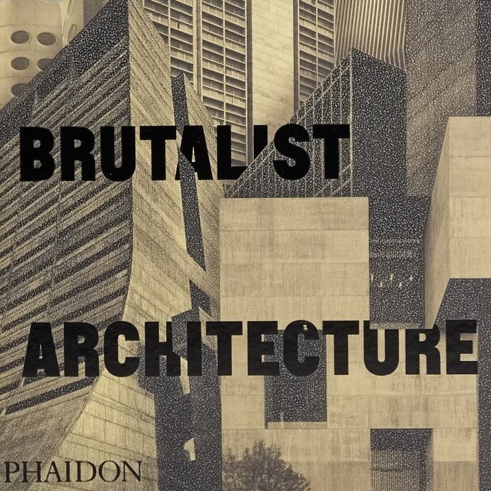 Review 'Atlas of Brutalist Architecture' - Perspective - Jan 2019