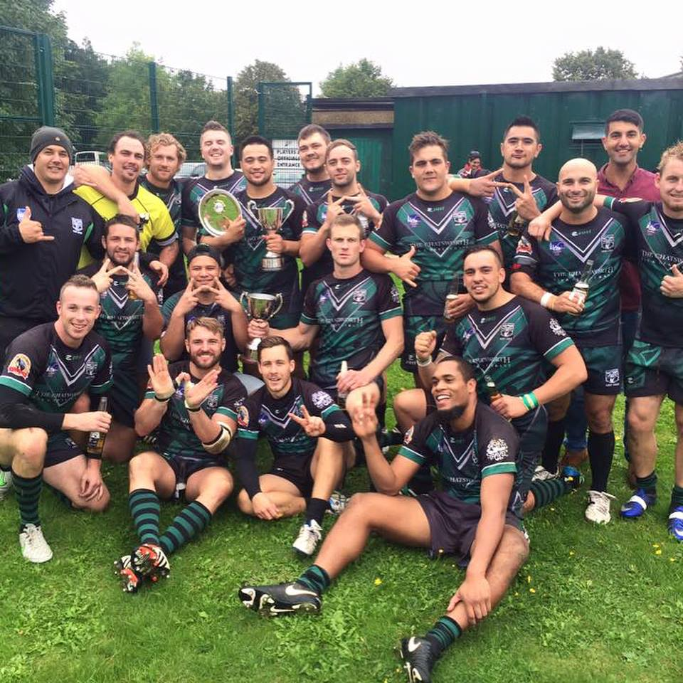 Wests Warriors have also signed up to attend London 9s