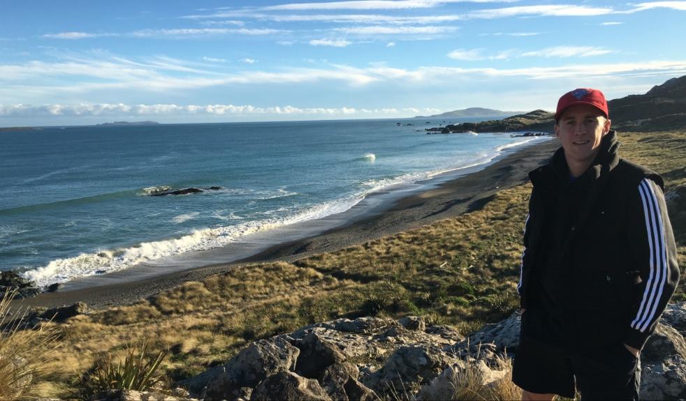 Aaron McLelland - Ngati Porou, East Coast, New Zealand