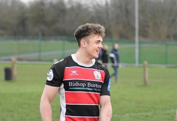 Elliot Wallis -  Photo credit: Ben Towse (City of Hull Academy)