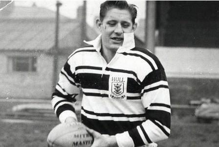Johnny Whiteley - Hull FC Legend.