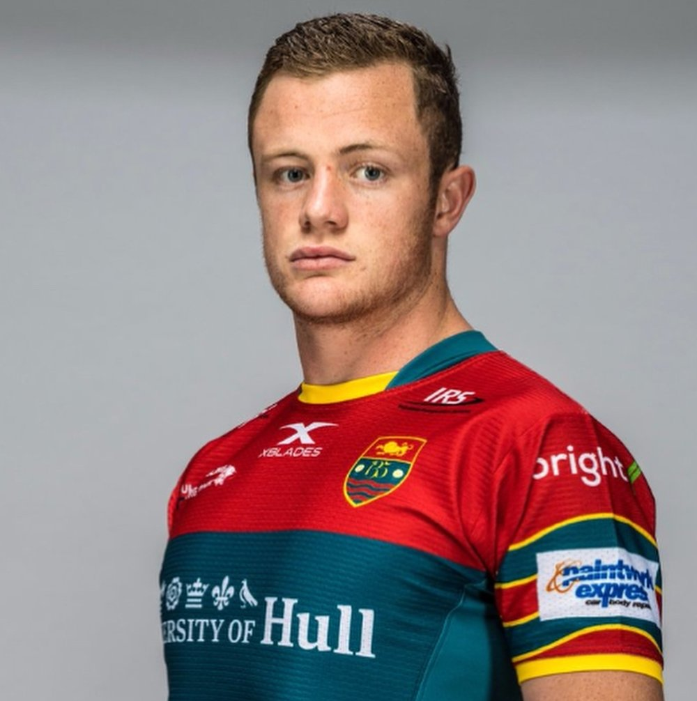 Andrew Heffernan was one of Tim Sheens top signings for Hull Kingston Rovers 2017 campaign.