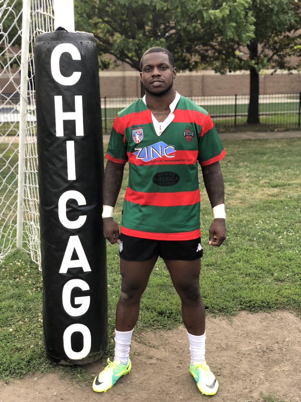 Gaddis is heavily involved in Rugby League at grassroots level.