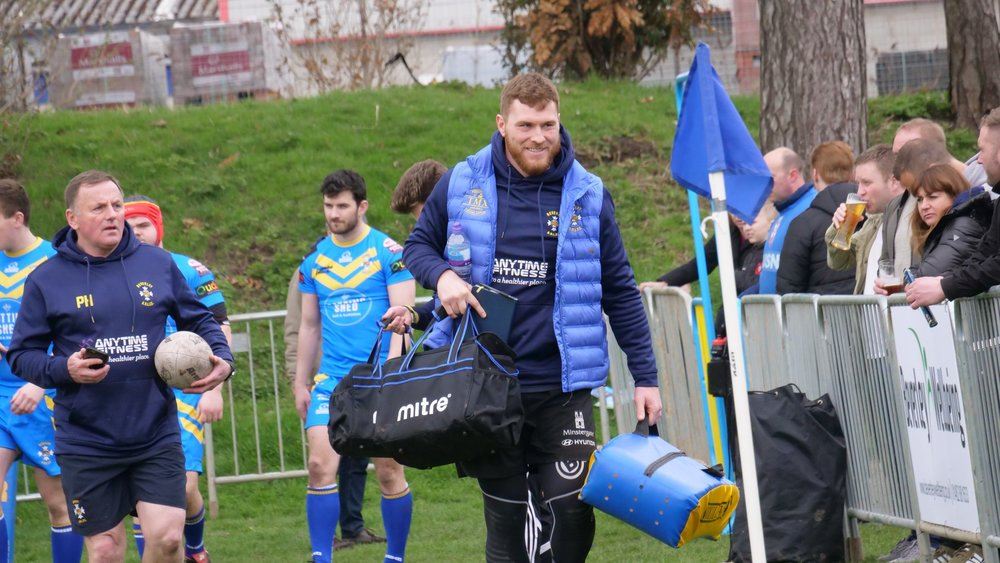Beverley ARLFC are coached by Hull FC's Scott Taylor