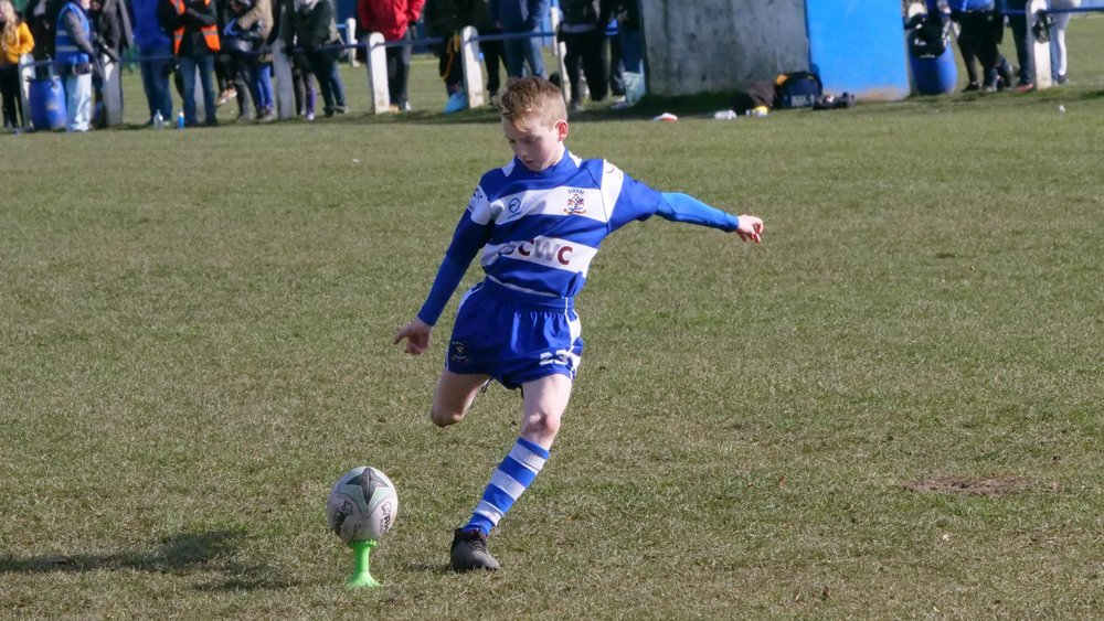 Siddal teams support each other at every age group
