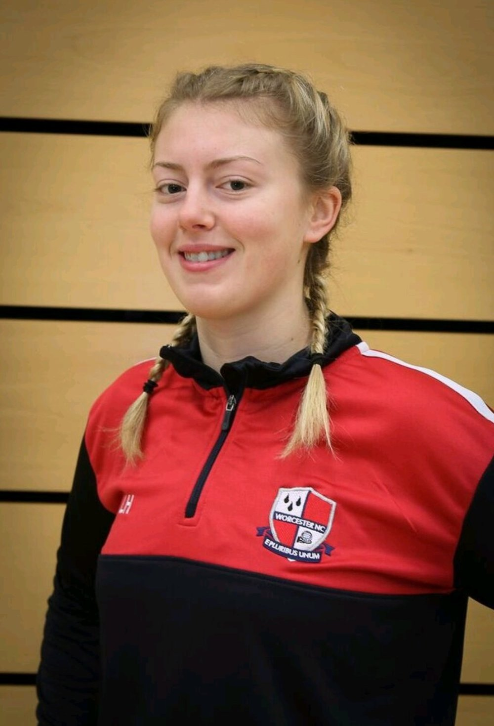 Lucy Herdman, 22, has been selected to represent England at the Nets World Championships in South Africa!