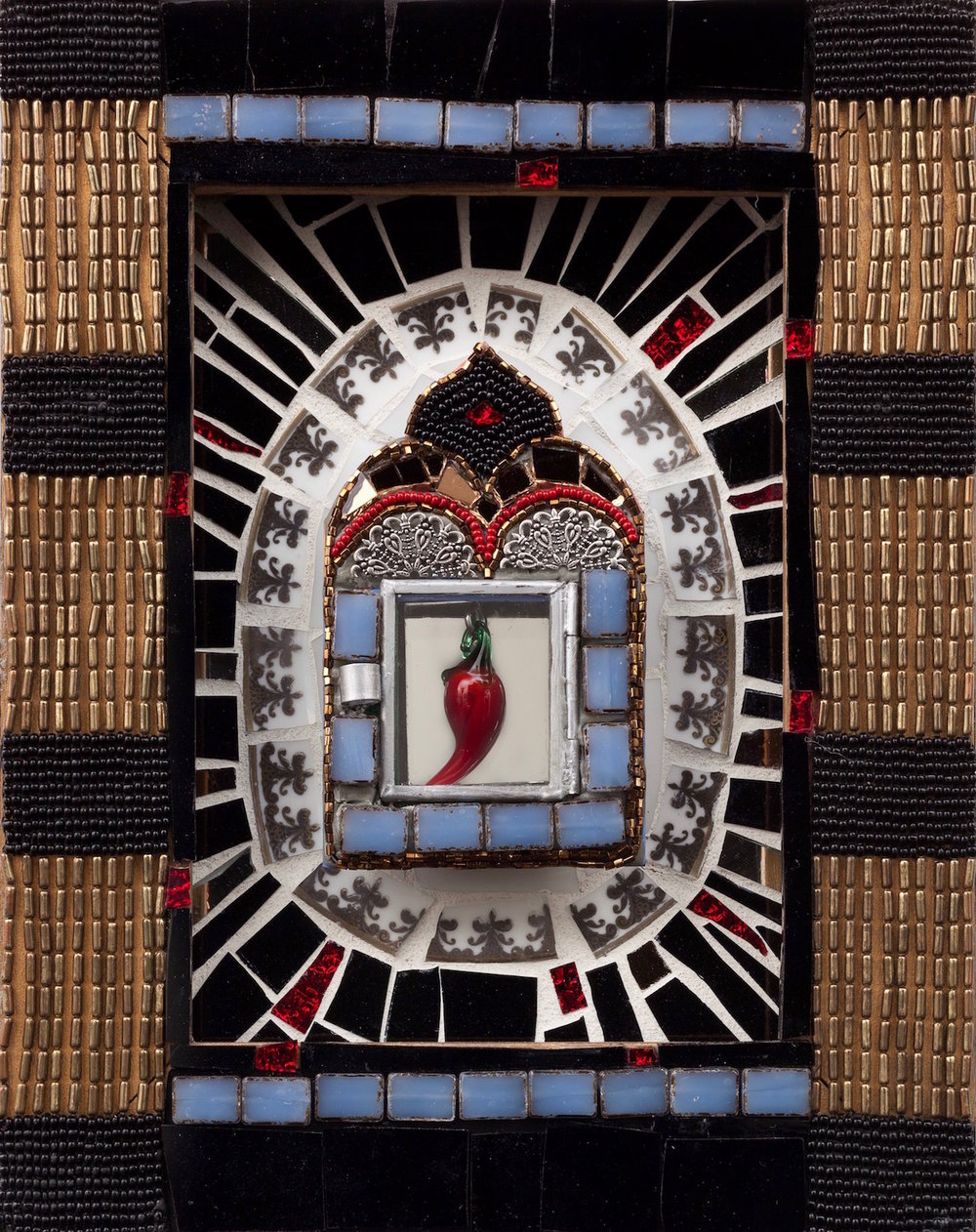 Shrine to HOT Chiles