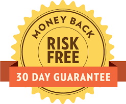 We are such big fans of this training, we offer a 30-day money back guarantee!