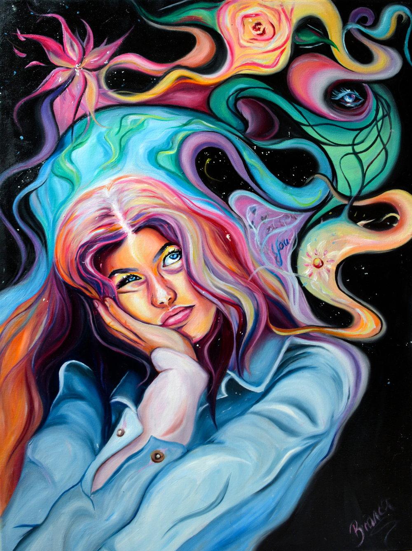 Bianca Clark, Daydreamer.jpg