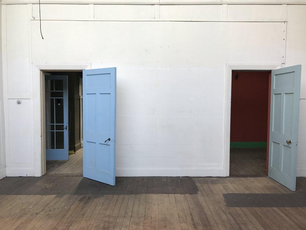 Those Jordy Blue doors