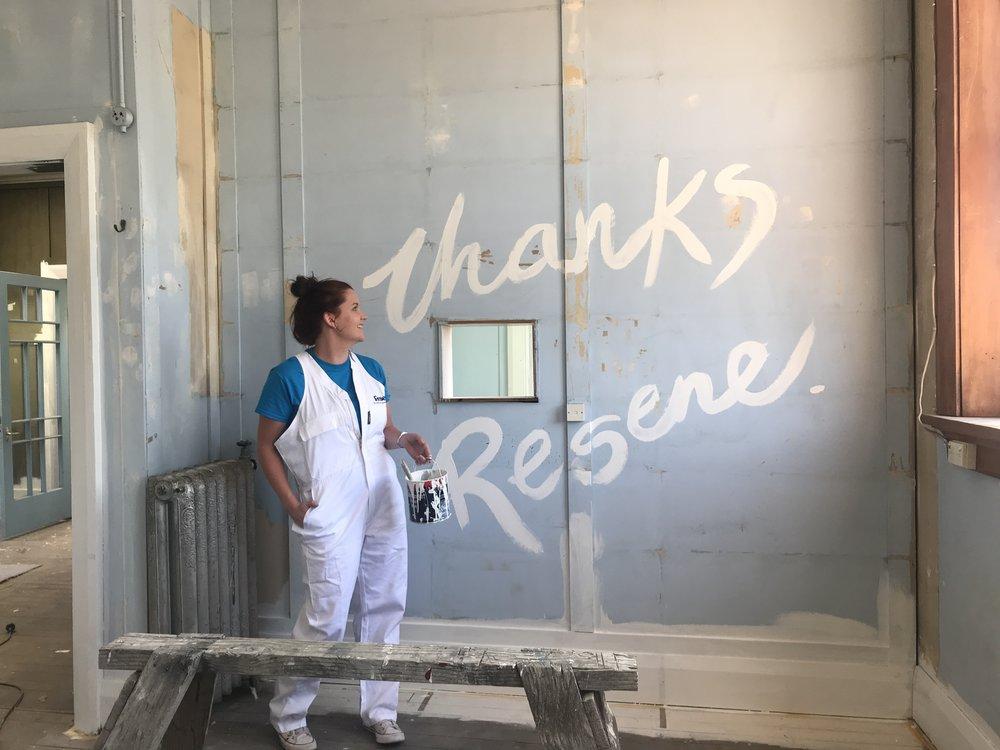Resene Free paint