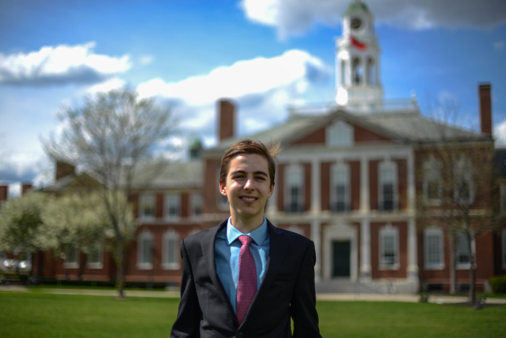 Mark Blekherman is a sophomore at Phillips Exeter Academy and the president of the MUN team. He joined MUN at the beginning of freshman year and has experienced all types of committees, from GAs to Crisis. At PEAMUN, Mark will serve as the Undersecretary-General of Crisis Committees, and he looks forward to an exciting day full of crises and negotiations. Apart from MUN, Mark enjoys writing for the school newspaper, debating proposals in Student Council, and playing water polo. His favorite subject in school is history.