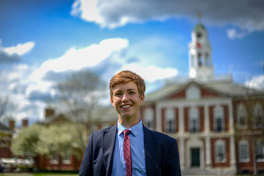 Michael Garcia is a senior at Phillips Exeter Academy. Michael has been involved in Model United Nations for three years in which he has competed in conferences across the northeast. At PEAMUN 2017, Michael will be serving as the chair of the United States Cabinet Monopoly Joint Crisis Committee. When not preparing for PEAMUN, Michael serves as Phillips Exeter Model UN's Director of General Affairs. His other passions include biology, running, and dance. At PEAMUN, Michael is looking forward to seeing talented delegates work together--or alone--to create dynamic solutions and possibly change history--for the better or worse.