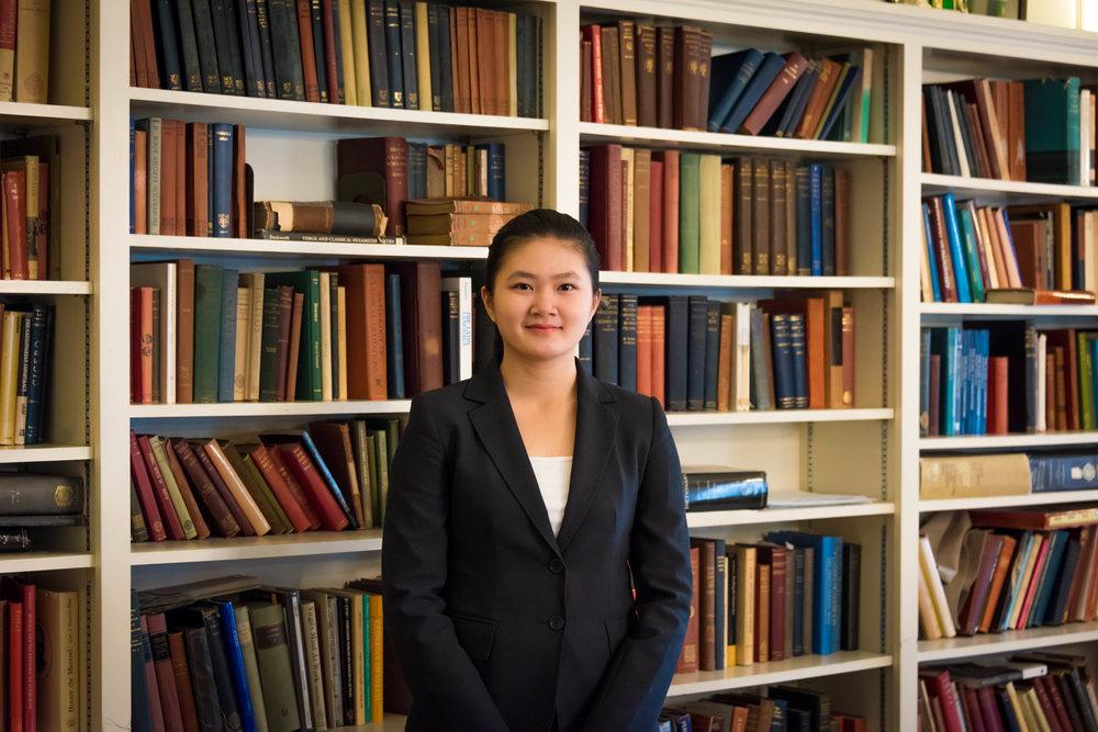 Summer Hua '20,<br>Technology Coordinator