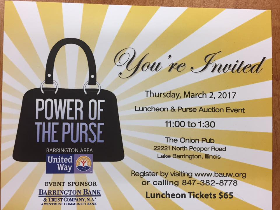 Power of the Purse Luncheon 2017